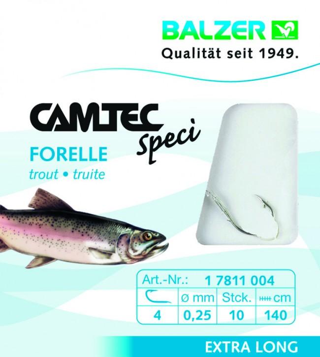 Camtec Forelle Silber 60cm