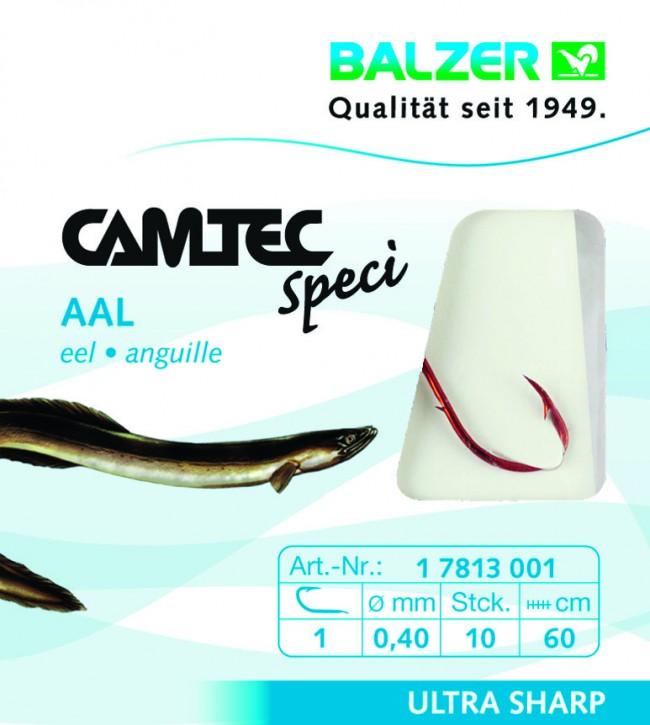 Camtec Aal Rot 60cm