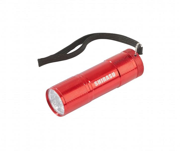 Balzer Shirasu UV Taschenlampe