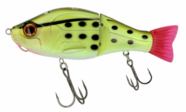 Gunki Scunner 135 S Twin Yellow Frog
