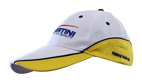 Tubertini Basecap Concept Yellow
