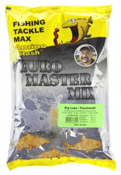 Amino Flash Euro Master Mix - Big Lake Fishmehl / Große Fische