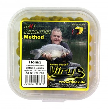 Next Generation Method Virus - Betaine Boilies Honig