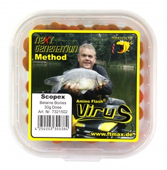 Next Generation Method Virus - Betaine Boilies  Scopex