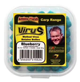 Next Generation Method Virus - Betaine Boilies Blueberry