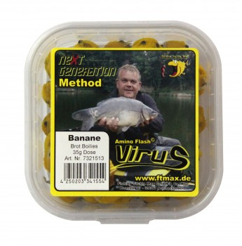 Next Generation Method Virus - Brot Boilies Banane