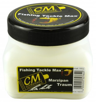 CM Lockstoffe - Marzipan Traum 150g
