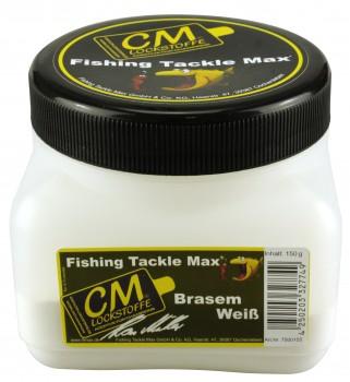 CM Lockstoffe - Brasem Weiß 150g