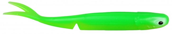 Seika Pro Vibration Shad - Green Light