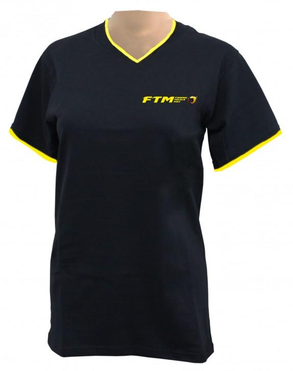 FTM T-Shirt schwarz