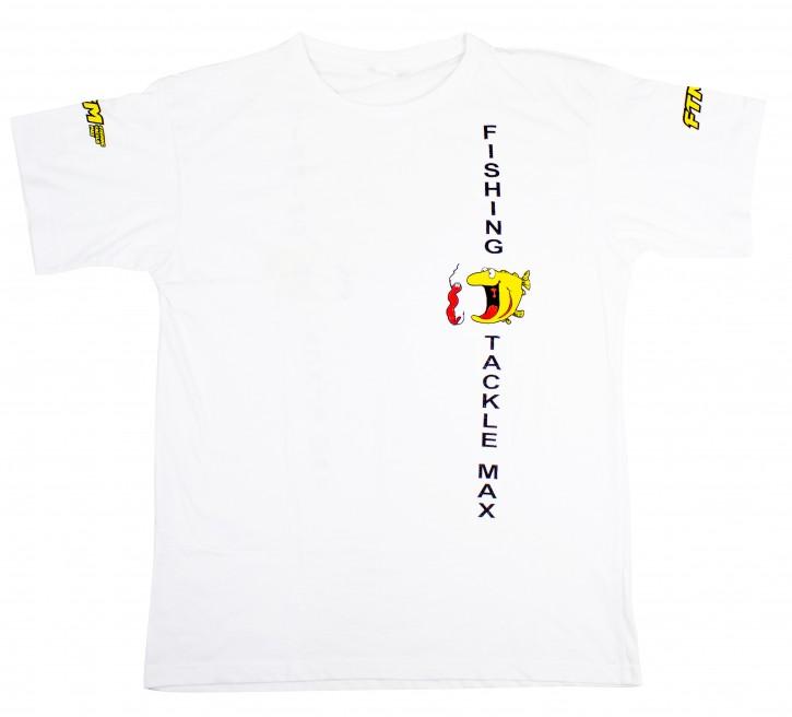 FTM T-Shirt weiß