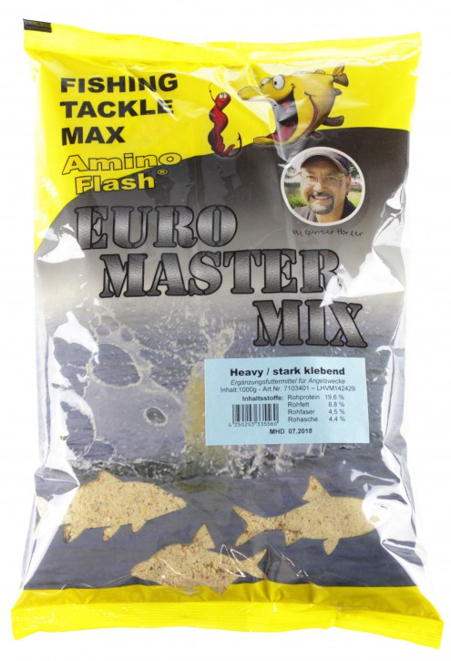 Euro Master Mix Heavy / stark klebend