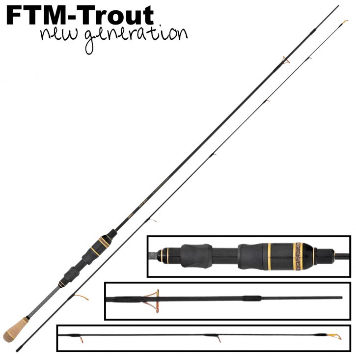 FTM Finesse Limited Xtra Light 1,80m 0,5-2,5g