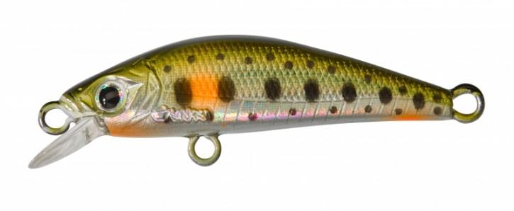 Gunki Gamera 39 HW Spot Green Trout