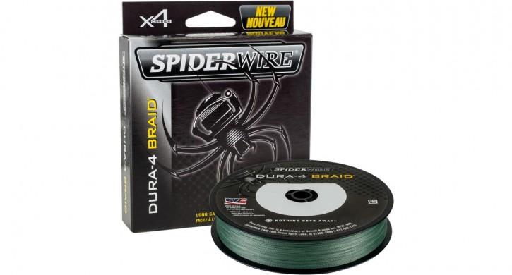 Spiderwire Dura 4 Braid Moss Green