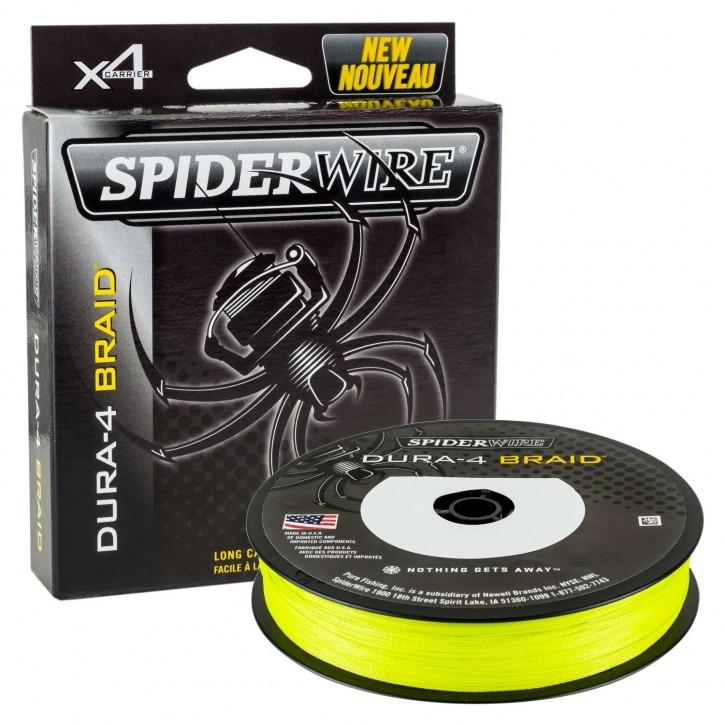 Spiderwire Dura 4 Braid Yellow