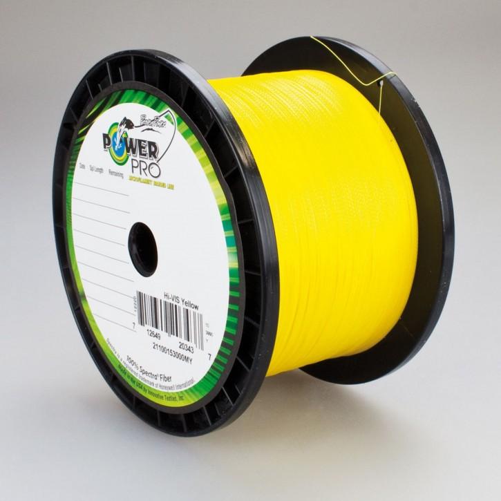 Shimano Power Pro Hi VIS Yellow