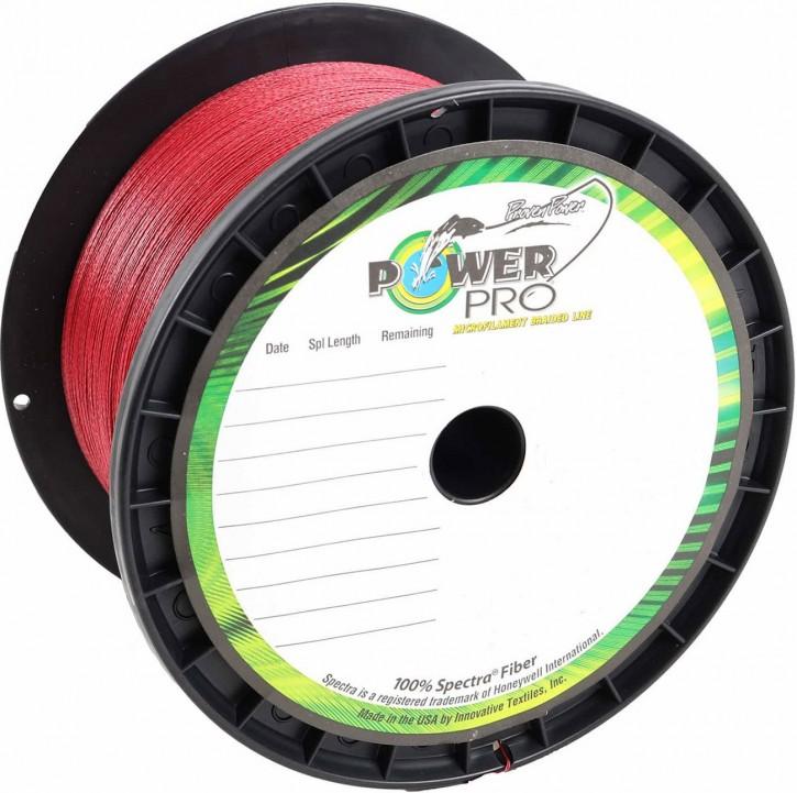 Shimano Power Pro Vermilion Red