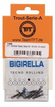 TFT 2-fach-Wirbel Spezial Sea Gr. 16