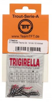 TFT 3-fach-Wirbel Tecno Gr. 16