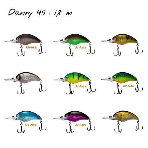 Zeck Fishing Danny 45 / 1.8m