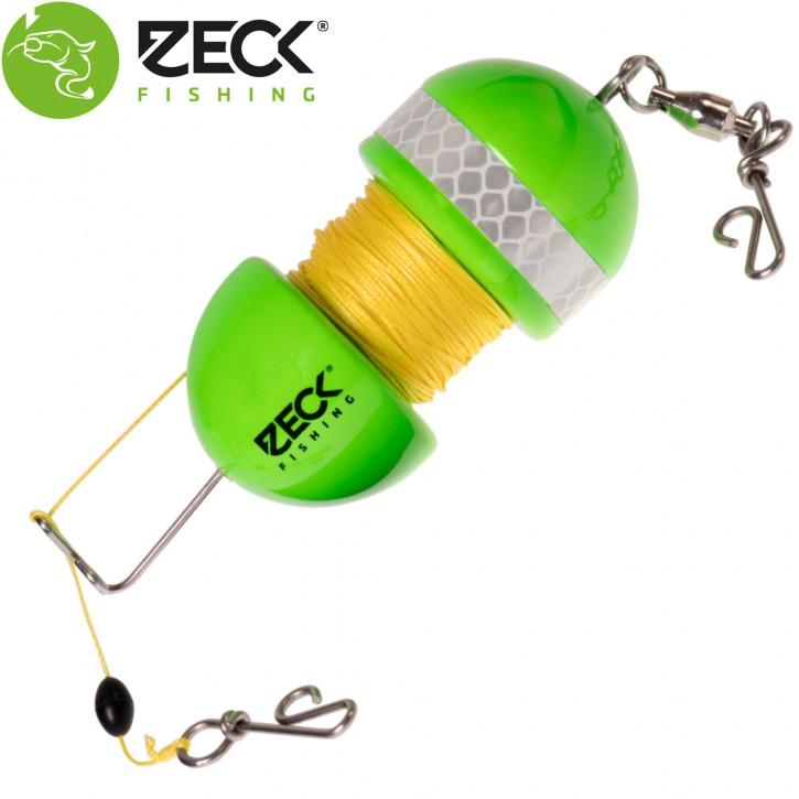 Zeck Fishing Outrigger System Gelb