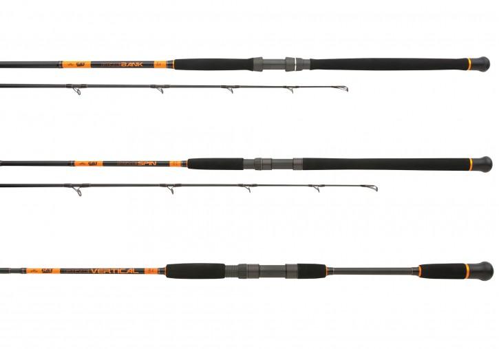 Fox Rage Pro Series Rods - Pro Spin 2.70m 40-180g