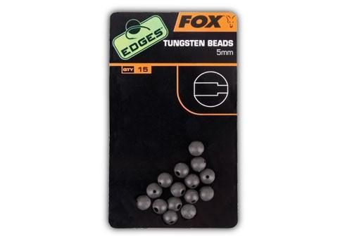 Fox Tungsten Bead 5mm