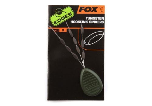 Fox Tungsten Hookline Sinkers