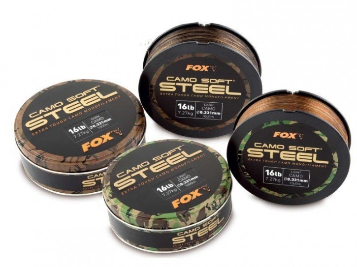 Fox Camo Soft Steel 0.33mm
