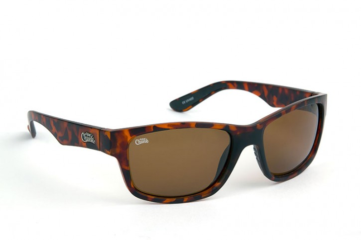 Fox Chunk Tortoise Sunglasses