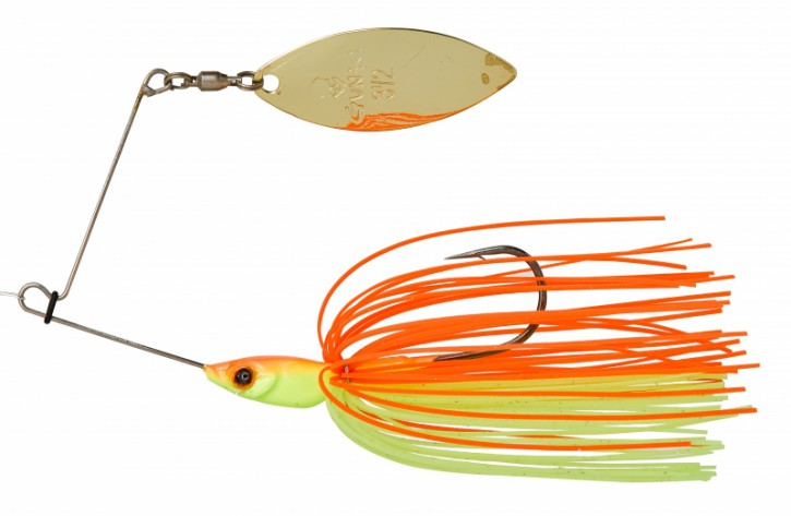 Gunki Spinnaker 1/4 Orange Fluo Yellow