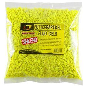 Amino Flash Futterpartikel fluo sinkend gelb