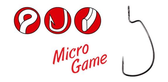 Gamakatsu Worm 325 Micro Game Größe 6