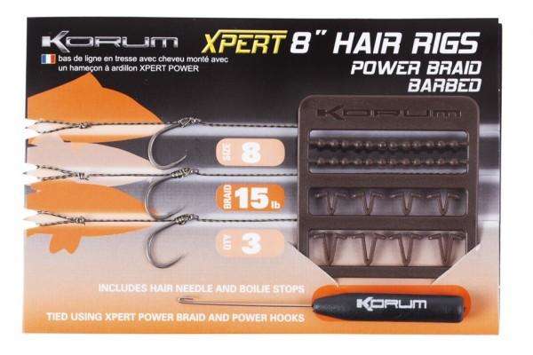 Korum Xpert Power Braid Hair Rigs
