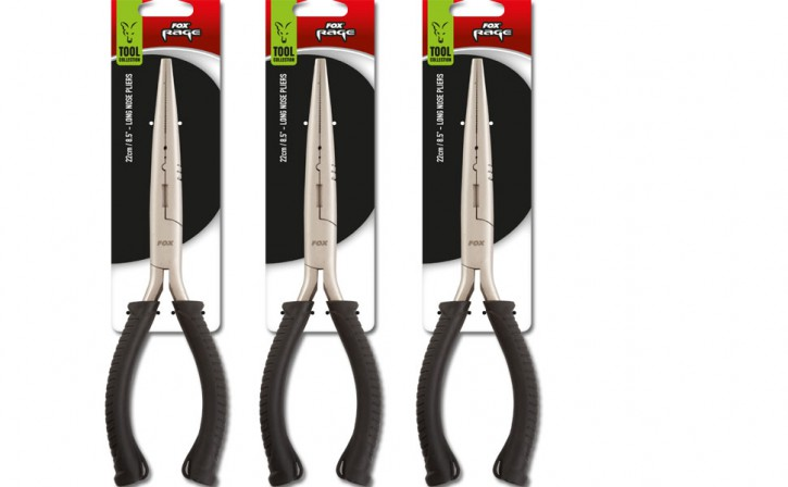 Fox Rage Long Nose Pliers 22cm