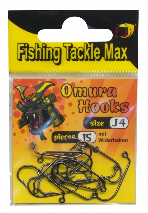 FTM Omura Hooks Jighaken