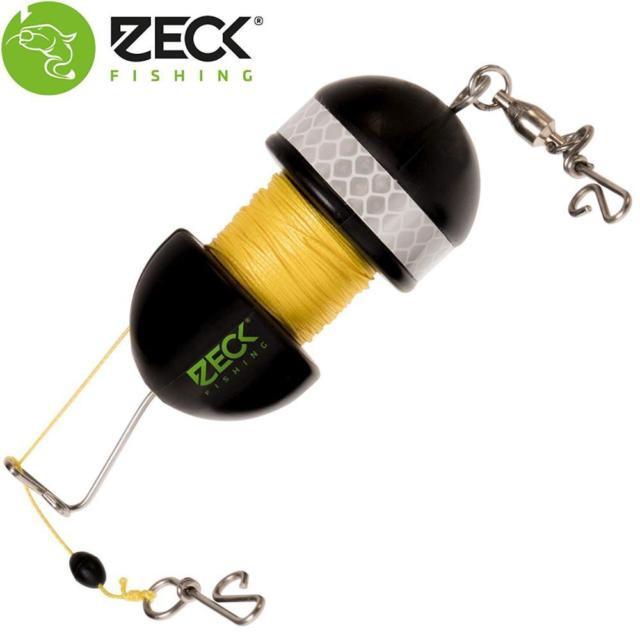 Zeck Fishing Outrigger System Schwarz