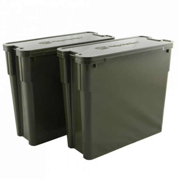 Ridge Ridge Monkey Modular Bucket System Deep Tray Twin Pack