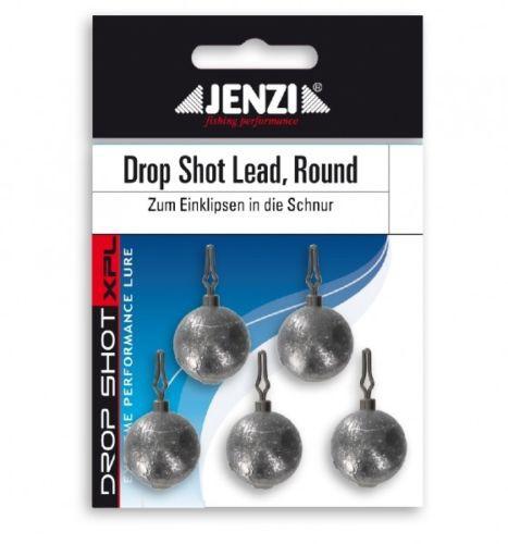 Jenzi Drop Shot Lead Round