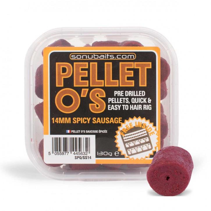 Sonubaits Pellet OS 14mm Spicy Sausage
