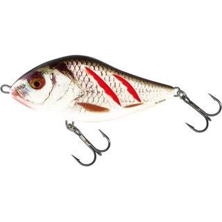 Salmo Slider sinkend Wounded Real Grey Shiner