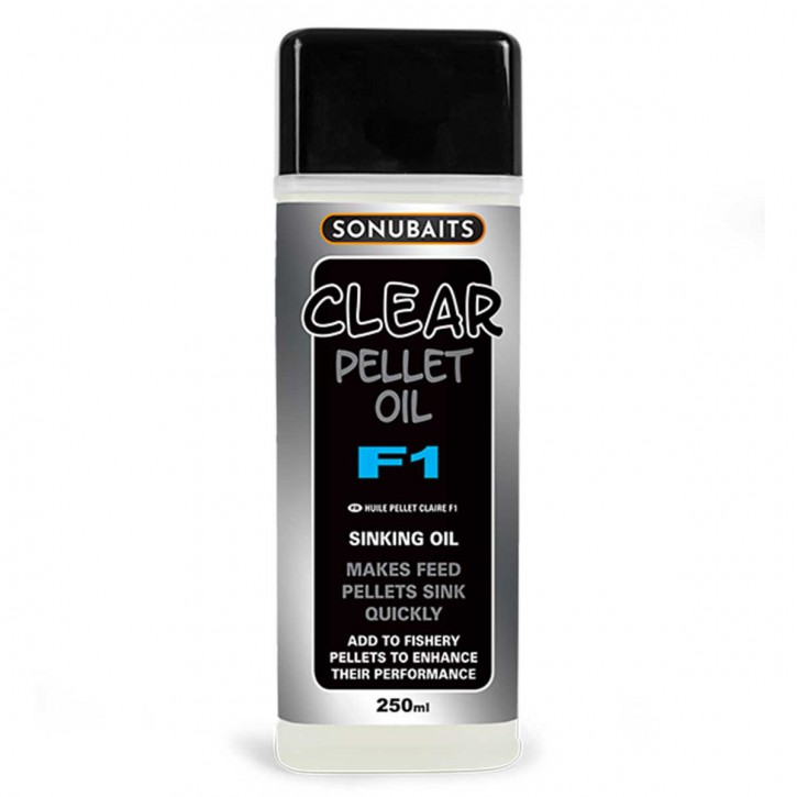 Sonubaits Clear Pellet Oil - F1