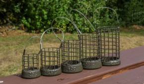 Preston Distance Cage Feeders Medium 55g