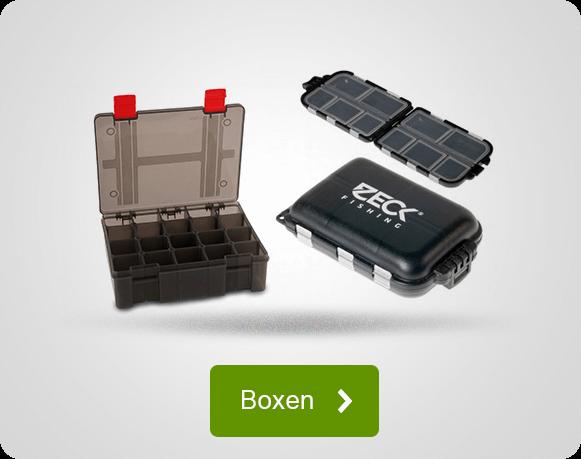 Sortiment für Tackleboxen und Angelboxen