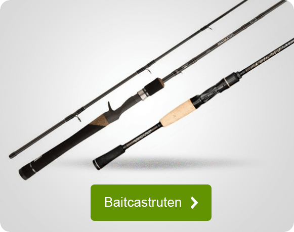 Baitcastruten für Angler im Angebot