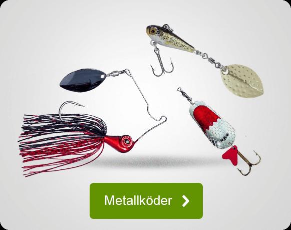 Angelköder aus Metall im Angebot