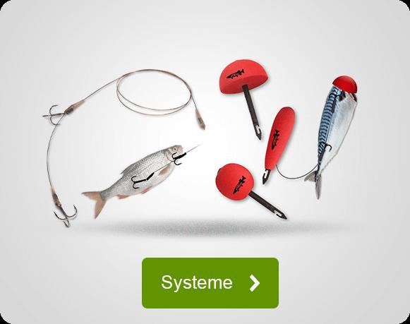 Systeme für Raubfisch