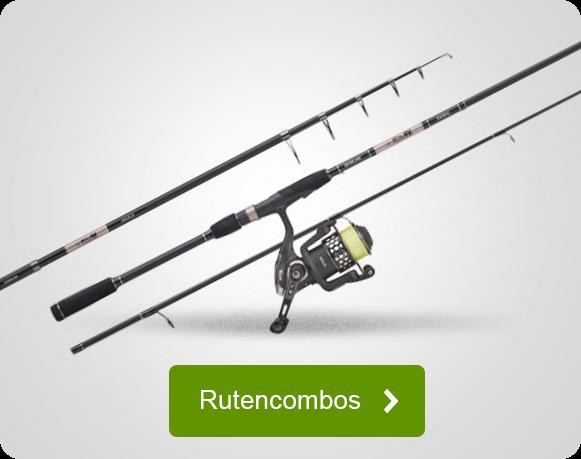 Rutencombos und Angelrutensets für Angler