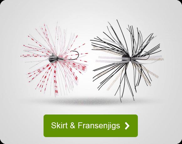 Skirtjigs und Fransenjigs günstig kaufen